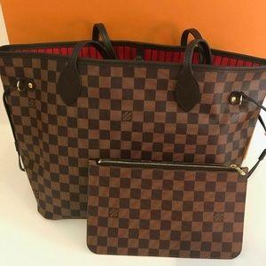 Handbags - Louis Vuitton Neverfull MM